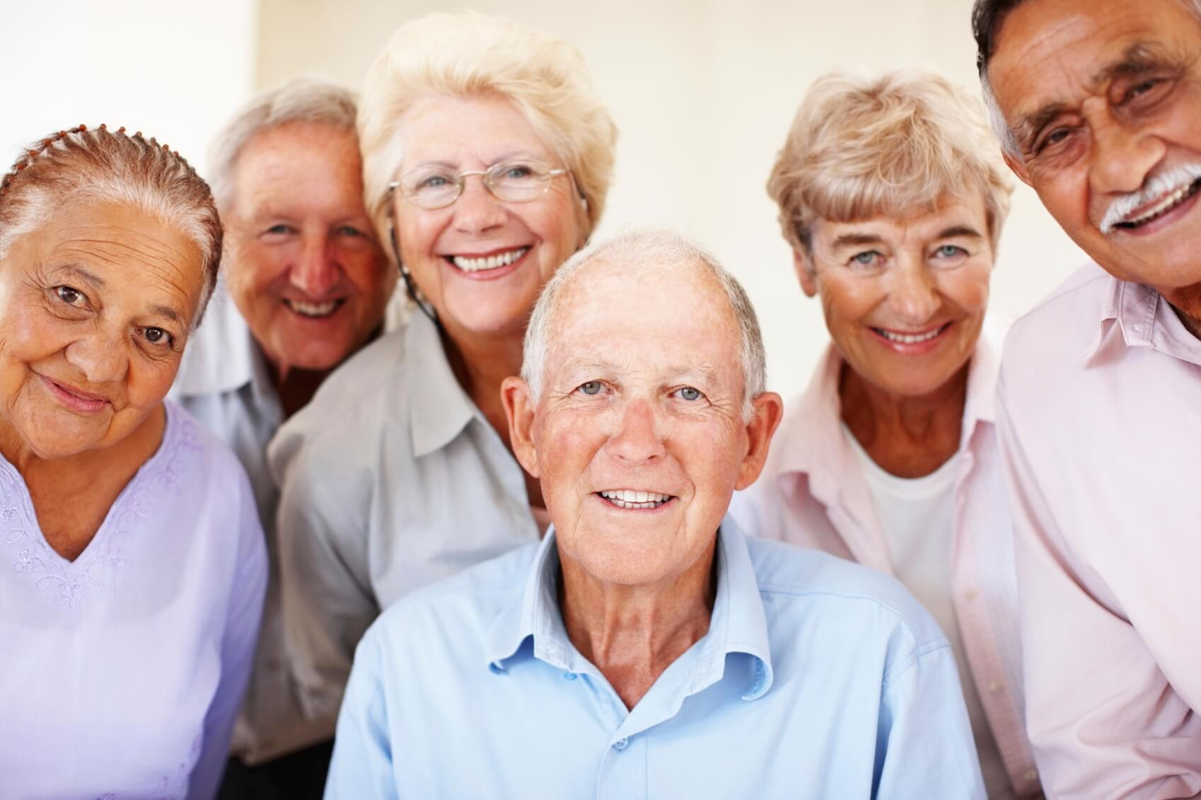 How to keep the elderly active and happy?