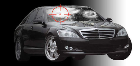 Applications of bullet proof glass