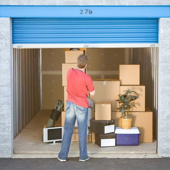 Reasons to use self-storage units